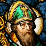 Hipster St. Patrick